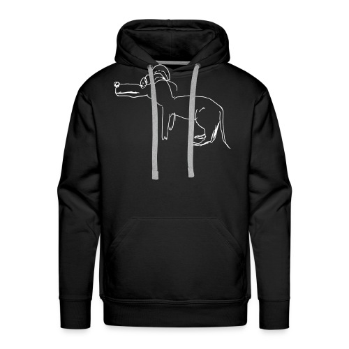 Lost dog - Men's Premium Hoodie