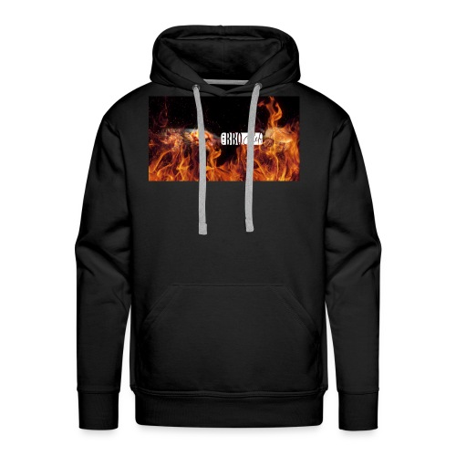 Barbeque Chef Merchandise - Men's Premium Hoodie
