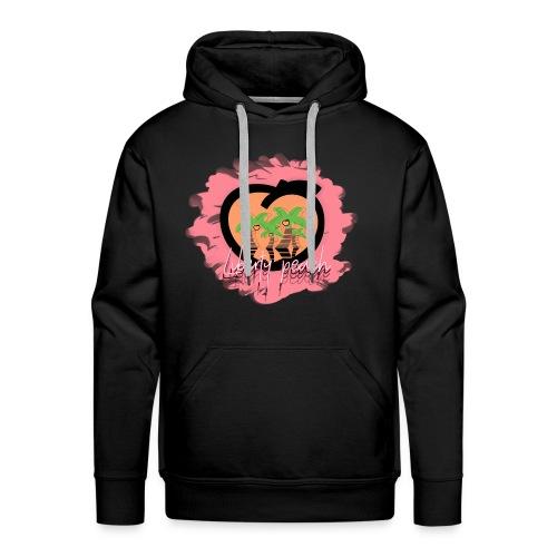 Liberty 2Peach - Sweat-shirt à capuche Premium pour hommes