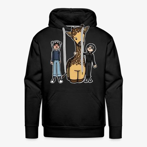*Limited Edition* Gibby Merchandise - Mannen Premium hoodie