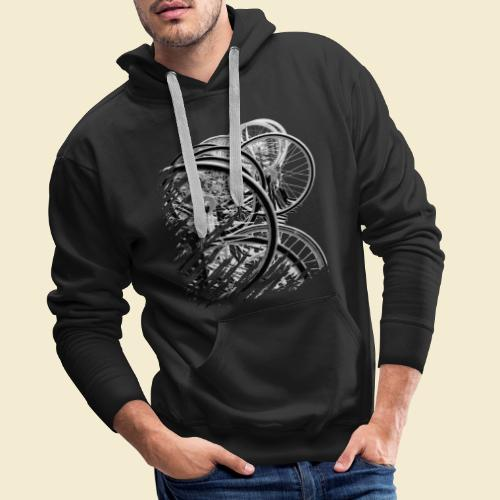 Radball | Cycle Ball Break 2 - Männer Premium Hoodie