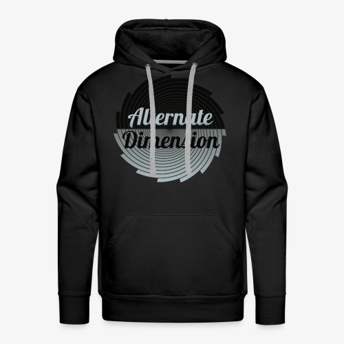 Alternate Dimension (Gross) - Männer Premium Hoodie