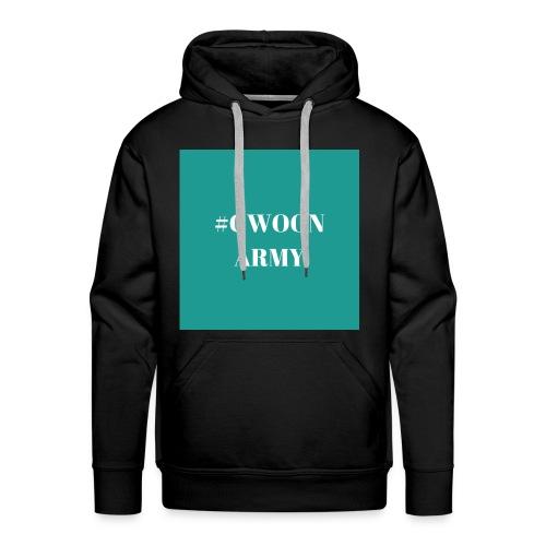 #GwoonArmy - Mannen Premium hoodie