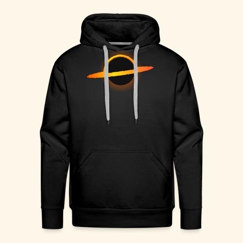 Trou Noir - Sweat-shirt à capuche Premium pour hommes