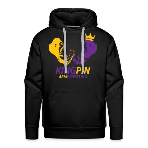 Kingpin Armwrestling - Men's Premium Hoodie