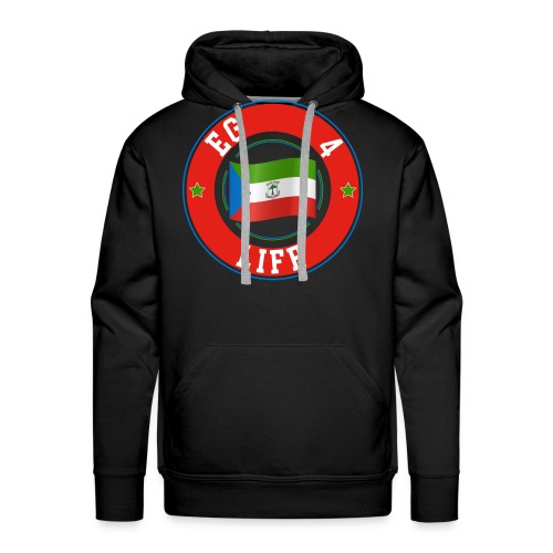 Diseño EG 4 LIFE - Sudadera con capucha premium para hombre