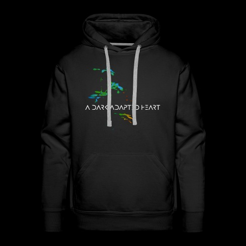 A Dark Adapted Heart album cover - Men's Premium Hoodie
