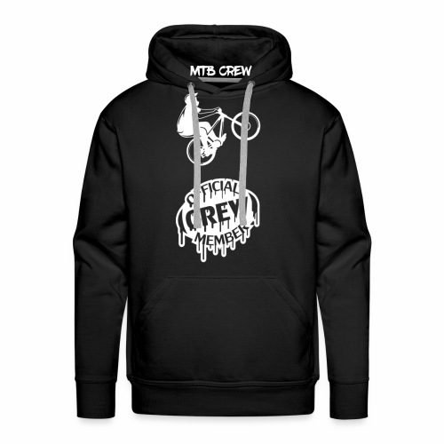 For Crew Member - Männer Premium Hoodie