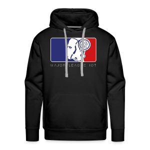 MAJOR LEAGUE IOTA - IOTA TANGLE - Men's Premium Hoodie