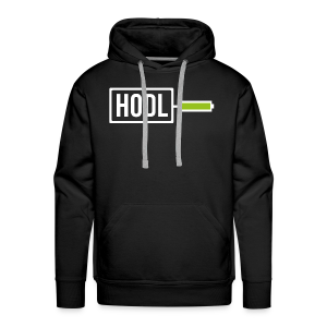 HODL BATTERY - Men's Premium Hoodie