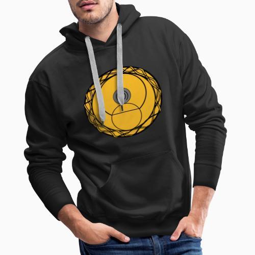 Rave Mandala Rave wear - Männer Premium Hoodie