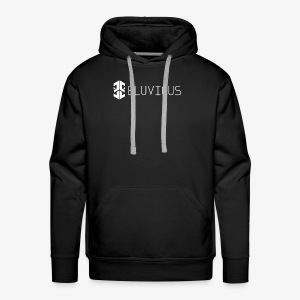 Eluvious | With Text - Men's Premium Hoodie