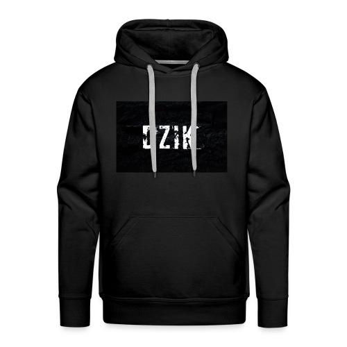 Dzik #2 - Bluza męska Premium z kapturem