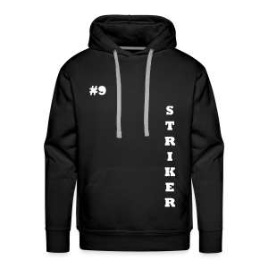 THE STRIKER #9 - Men's Premium Hoodie