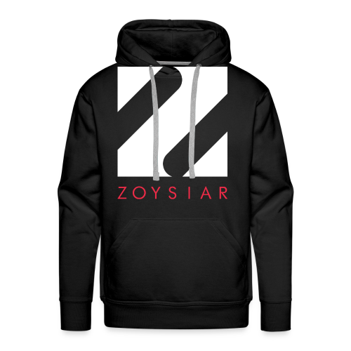 Zoysiar - Logo - Männer Premium Hoodie