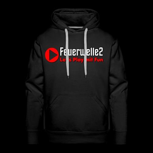 feuerwelle2 - Männer Premium Hoodie
