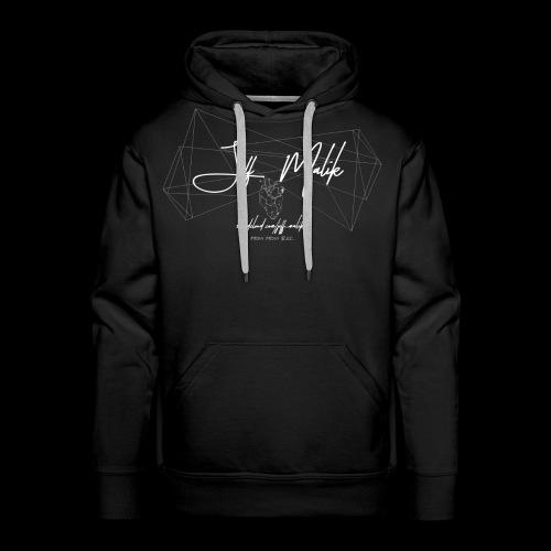 logo komplett - Männer Premium Hoodie