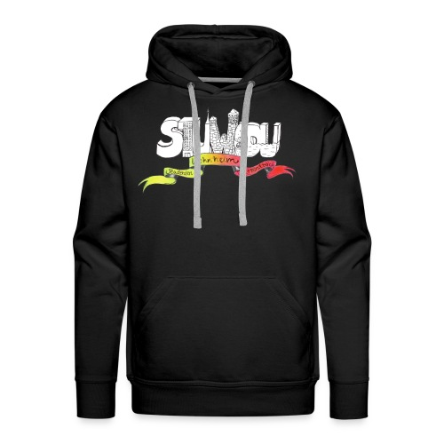 Fun StuWoDu-Logo - Männer Premium Hoodie