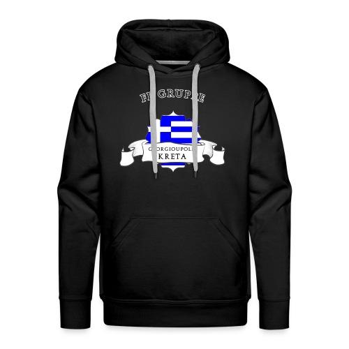 Georgioupolis/Kreta Motiv 2 - Männer Premium Hoodie