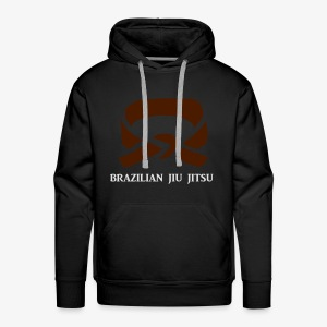 BJJ Brown Belt Clothing - Men's Premium Hoodie