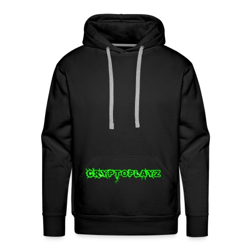 *GREEN DROP* - Men's Premium Hoodie