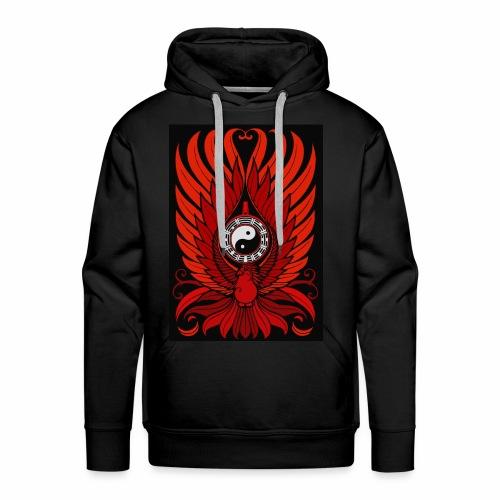 Red Phoenix - Men's Premium Hoodie