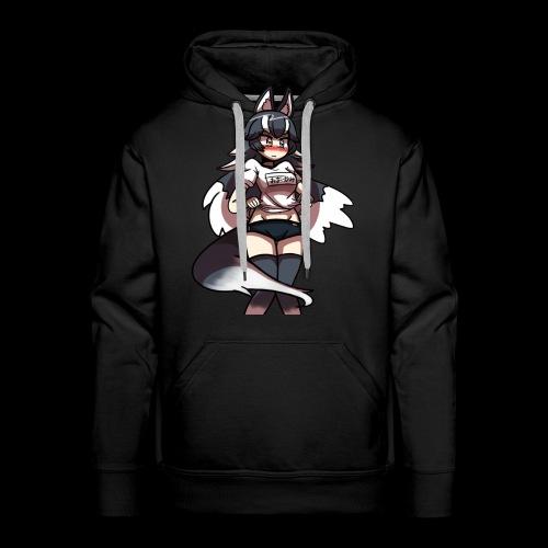 Tairiku Ookami - Sweat-shirt à capuche Premium pour hommes