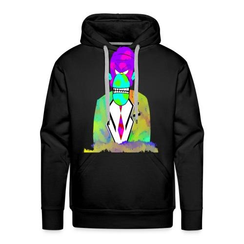 Mono Gangster - Sudadera con capucha premium para hombre