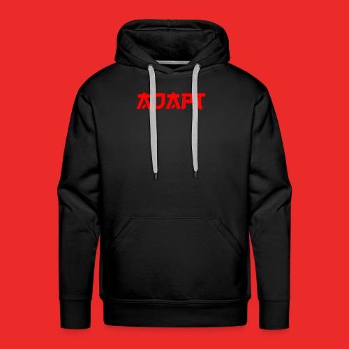 Adapt logo merch - Mannen Premium hoodie