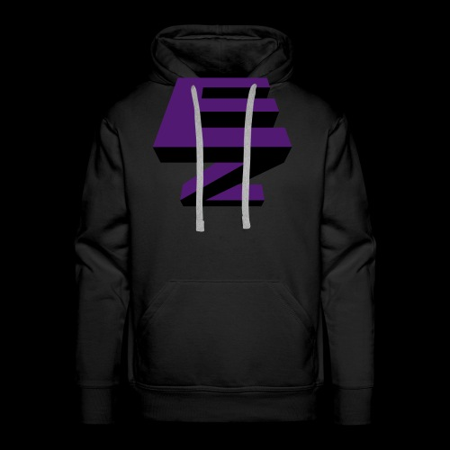 Electric Zoo logo - Men's Premium Hoodie