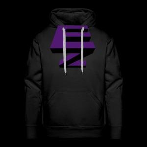 Electric Zoo logo - Men's Premium Hoodie