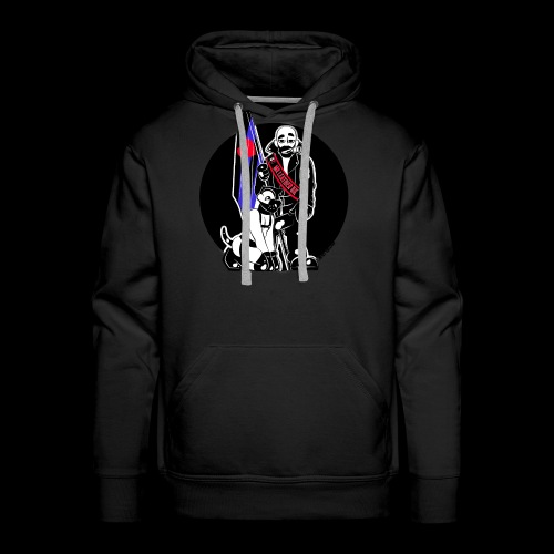 Mr Leather UK 2017 Merchandise - Men's Premium Hoodie