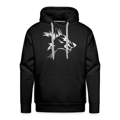 Kizo1991 Silver Wolf - Men's Premium Hoodie