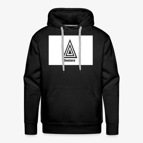 Zentara Logo Black - Männer Premium Hoodie