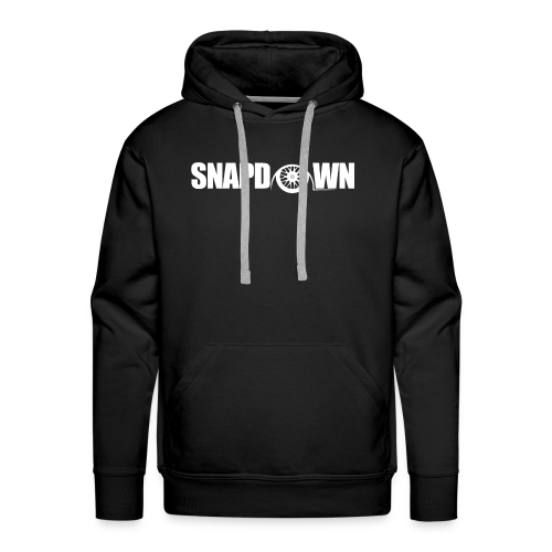 Snapdown Low wheel - Männer Premium Hoodie