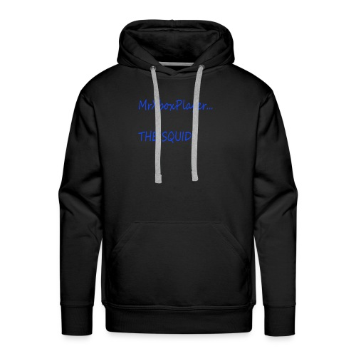 MrXboxPlayer The SQUID - Men's Premium Hoodie