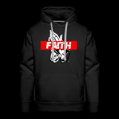 FAITH - Männer Premium Hoodie