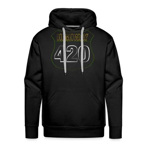HIGHWAY420 - Männer Premium Hoodie