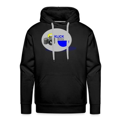 Klick Blitz - Männer Premium Hoodie