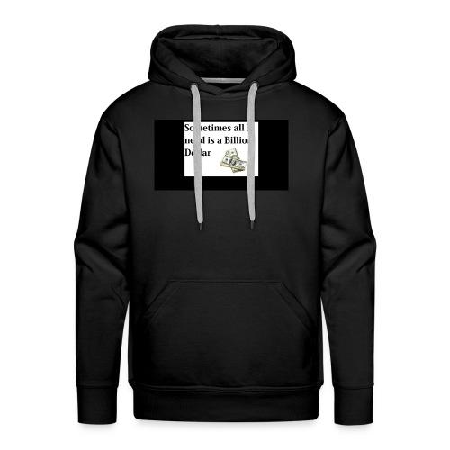funny - Männer Premium Hoodie