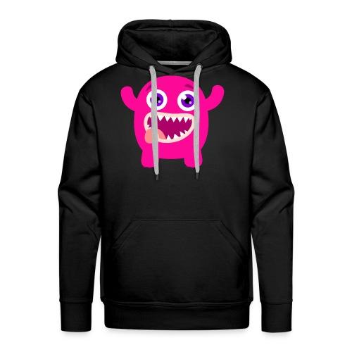 Monstre - Sweat-shirt à capuche Premium pour hommes