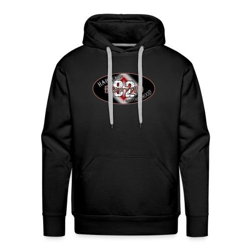 EigthyTwo BLACK - Männer Premium Hoodie