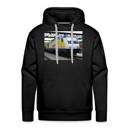 BR246 IM Metronom Design - Männer Premium Hoodie