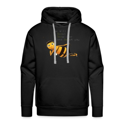 BBB for the win - Men's Premium Hoodie