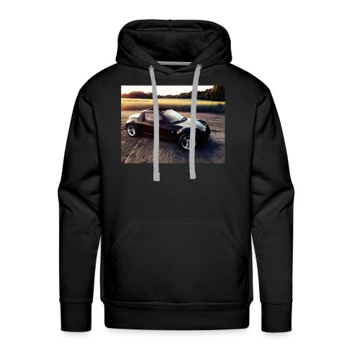 Smart Roadster - Männer Premium Hoodie