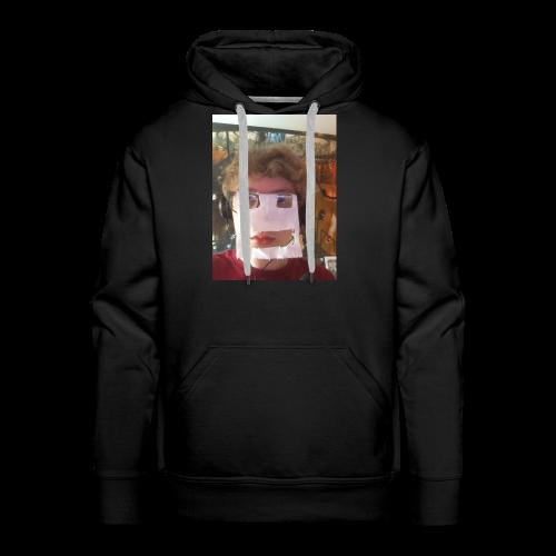 Cyberman Isaac - Men's Premium Hoodie