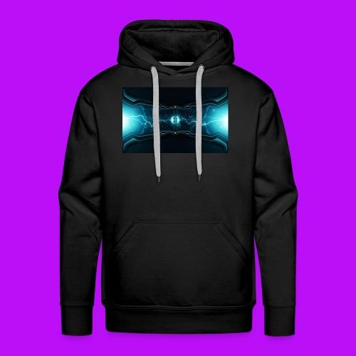 lightning cell - Men's Premium Hoodie
