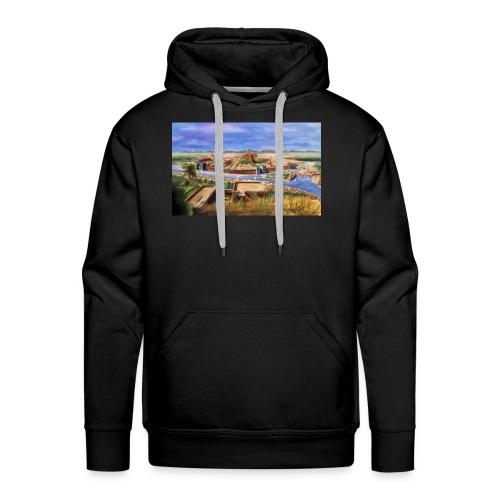 photo - Sweat-shirt à capuche Premium pour hommes