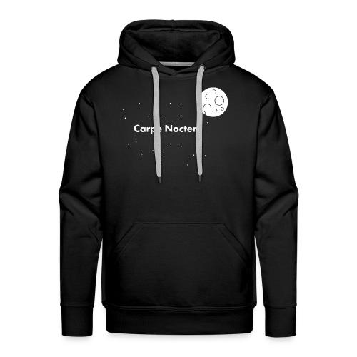 Carpe Noctem - Mannen Premium hoodie