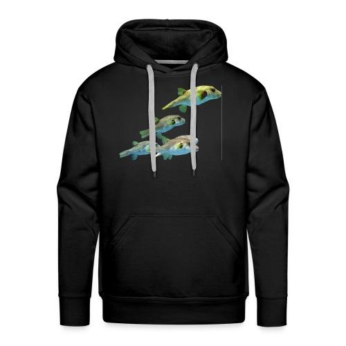 Fische - Männer Premium Hoodie